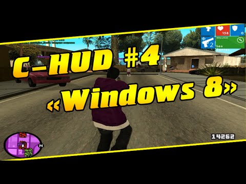 "C-HUD #4 ""Windows 8"""